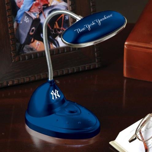 New York Yankees LED Desk Lamp