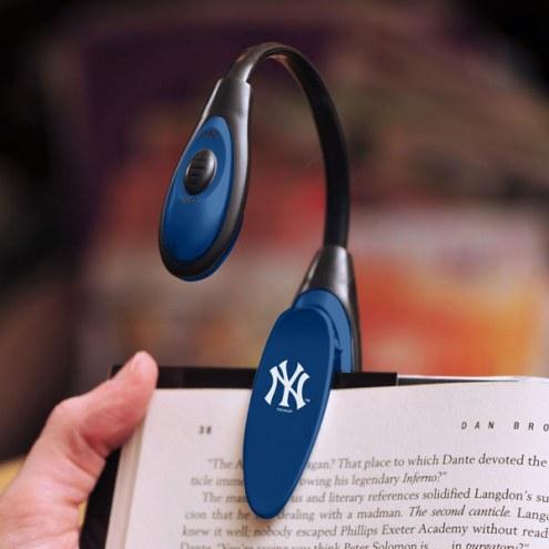 New York Yankees LED Book Reading Lamp