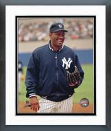 New York Yankees Lee Smith Action Framed Photo