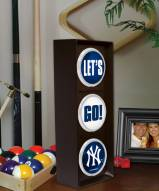New York Yankees Let's Go Light