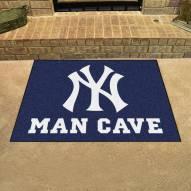 New York Yankees Man Cave All-Star Rug