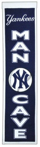 New York Yankees Man Cave Banner