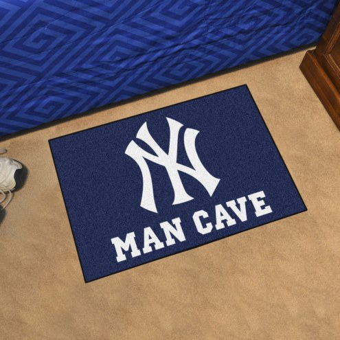 New York Yankees Man Cave Starter Mat
