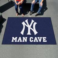 New York Yankees Man Cave Ulti-Mat Rug