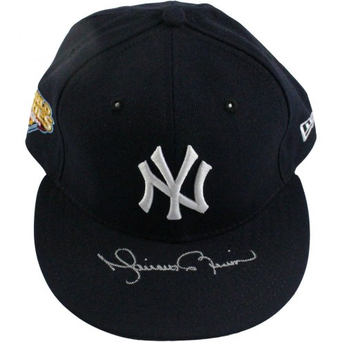New York Yankees Mariano Rivera Signed Authentic Hat w/ 2009 WS Patch