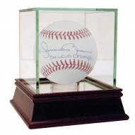 New York Yankees Mariano Rivera Signed Rawlings Official Major League Baseball w/ 5x W.S Champs