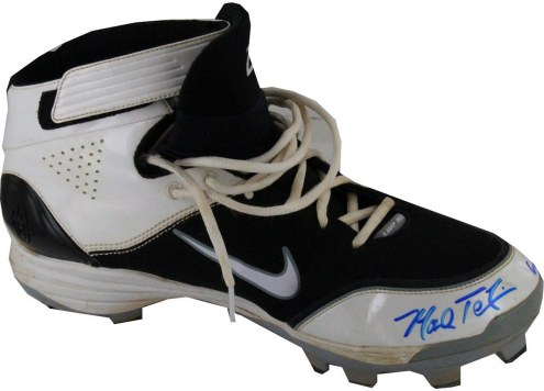 New York Yankees Mark Teixeira Signed Game Used Cleats
