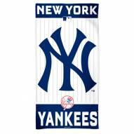 New York Yankees McArthur Beach Towel