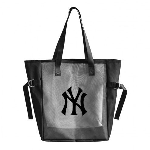 New York Yankees Mesh Tailgate Tote