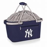 New York Yankees Metro Picnic Basket