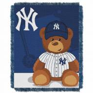 New York Yankees MLB Baby Blanket