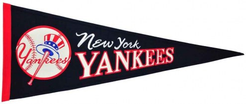 New York Yankees MLB Cooperstown Pennant