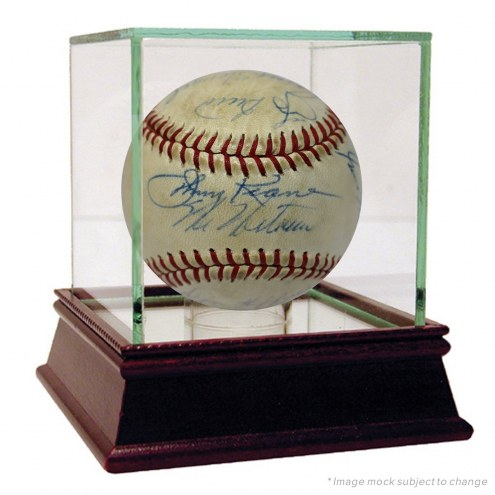 New York Yankees MLB Managers Multi Signed Official Pro League Baseball