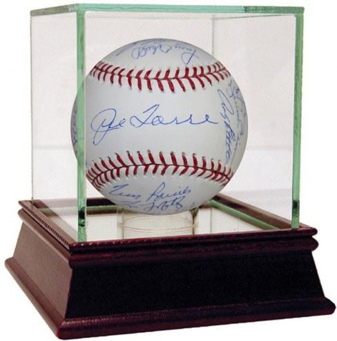 New York Yankees Multi-Signed 1998 World Series Baseball