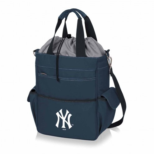 New York Yankees Navy Activo Cooler Tote