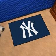 """New York Yankees """"NY"""" Starter Rug"""