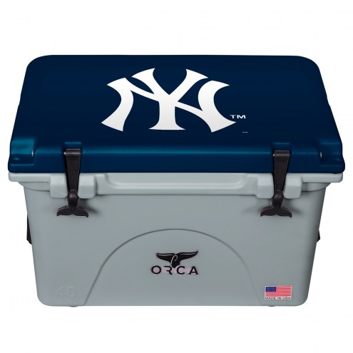 New York Yankees ORCA 40 Quart Cooler