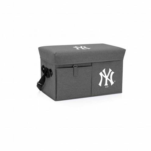 New York Yankees Ottoman Cooler & Seat