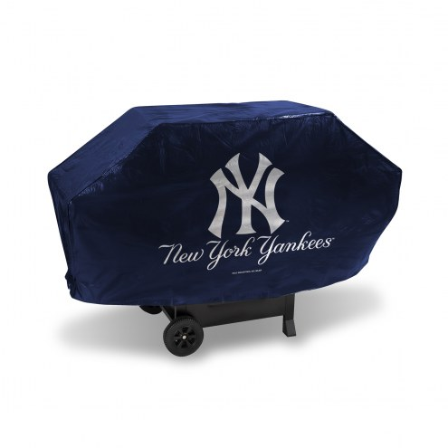 New York Yankees Padded Grill Cover