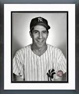 New York Yankees Phil Rizzuto 1956 Posed Framed Photo
