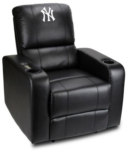 New York Yankees Power Theater Recliner
