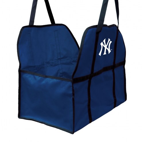 New York Yankees Premium Firewood Carrier