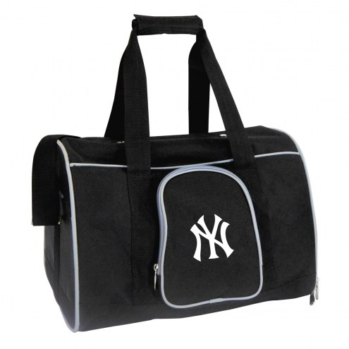 New York Yankees Premium Pet Carrier Bag