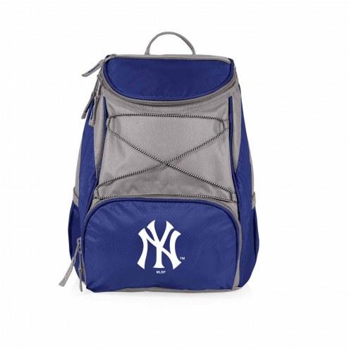 New York Yankees PTX Backpack Cooler