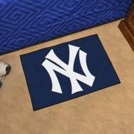 New York Yankees Starter Rug