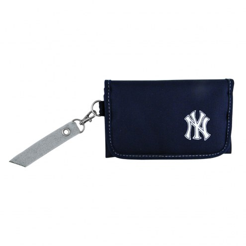 New York Yankees Ribbon Organizer Wallet