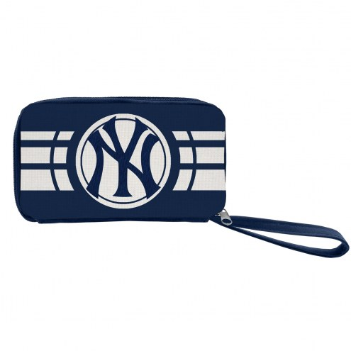New York Yankees Ripple Zip Wallet