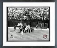 New York Yankees Roger Maris in the Outfield Framed Photo