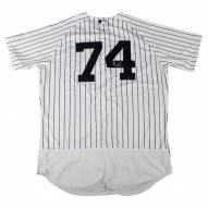 New York Yankees Ronald Torreyes Signed Authentic Pinstripe Jersey