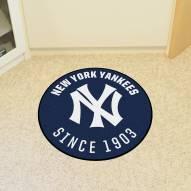 New York Yankees Roundel Mat