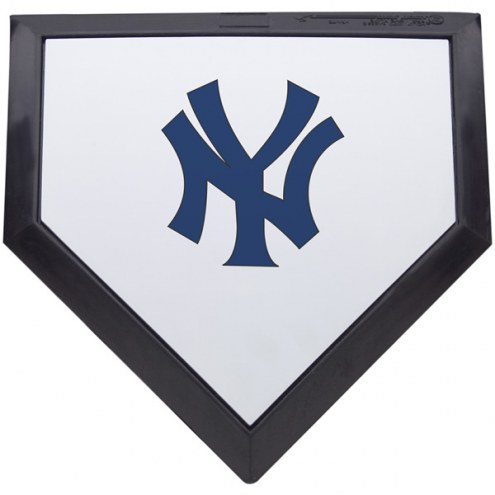 New York Yankees Schutt MLB Authentic Home Plate
