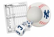 New York Yankees Shake N' Score Travel Dice Game