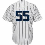 New York Yankees Sonny Gray Signed Authentic Flex Base Pinstripe Jersey