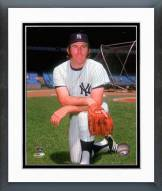 New York Yankees Sparky Lyle Posed Framed Photo