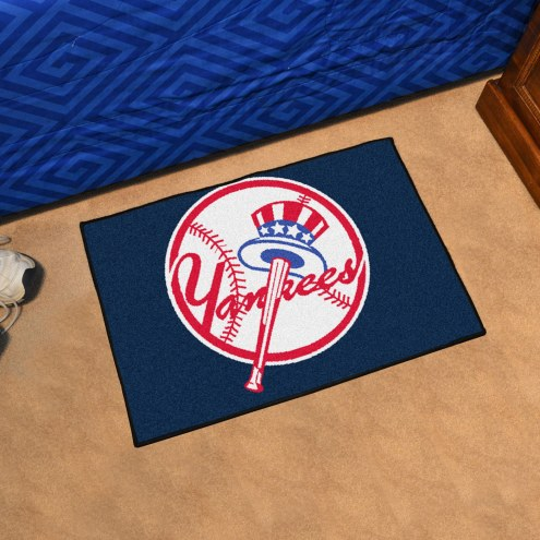 New York Yankees Starter Rug