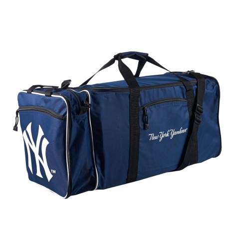 New York Yankees Steal Duffel Bag