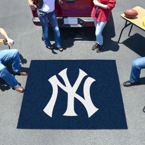 New York Yankees Tailgate Mat