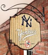 New York Yankees Tavern Sign
