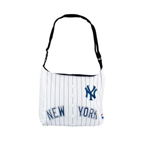 New York Yankees Team Jersey Tote