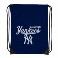 New York Yankees Team Spirit Backsack