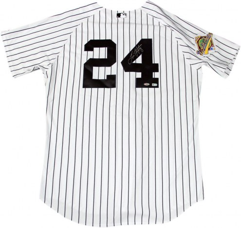 New York Yankees Tino Martinez Signed Authentic Pinstripe Jersey w/ 1996 Patch