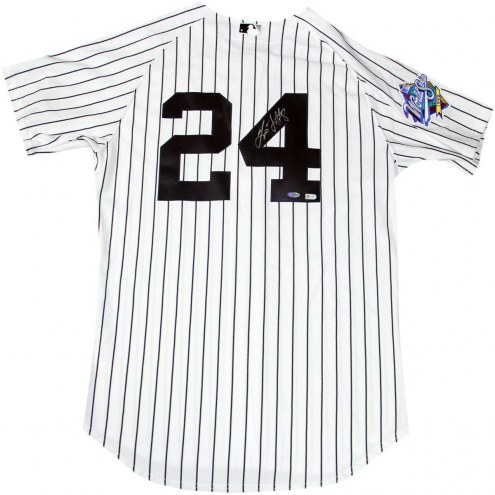 New York Yankees Tino Martinez Signed Authentic Pinstripe Jersey w/ 1999 Patch