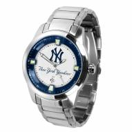 New York Yankees Titan Steel Men's Watch