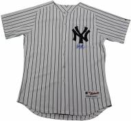 New York Yankees Tyler Austin Signed Authentic Pinstripe Jersey