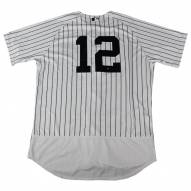New York Yankees Tyler Wade Signed Authentic Pinstripe Jersey