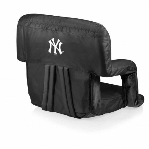 New York Yankees Ventura Portable Outdoor Recliner